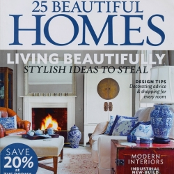 25 Beautiful Homes Cover