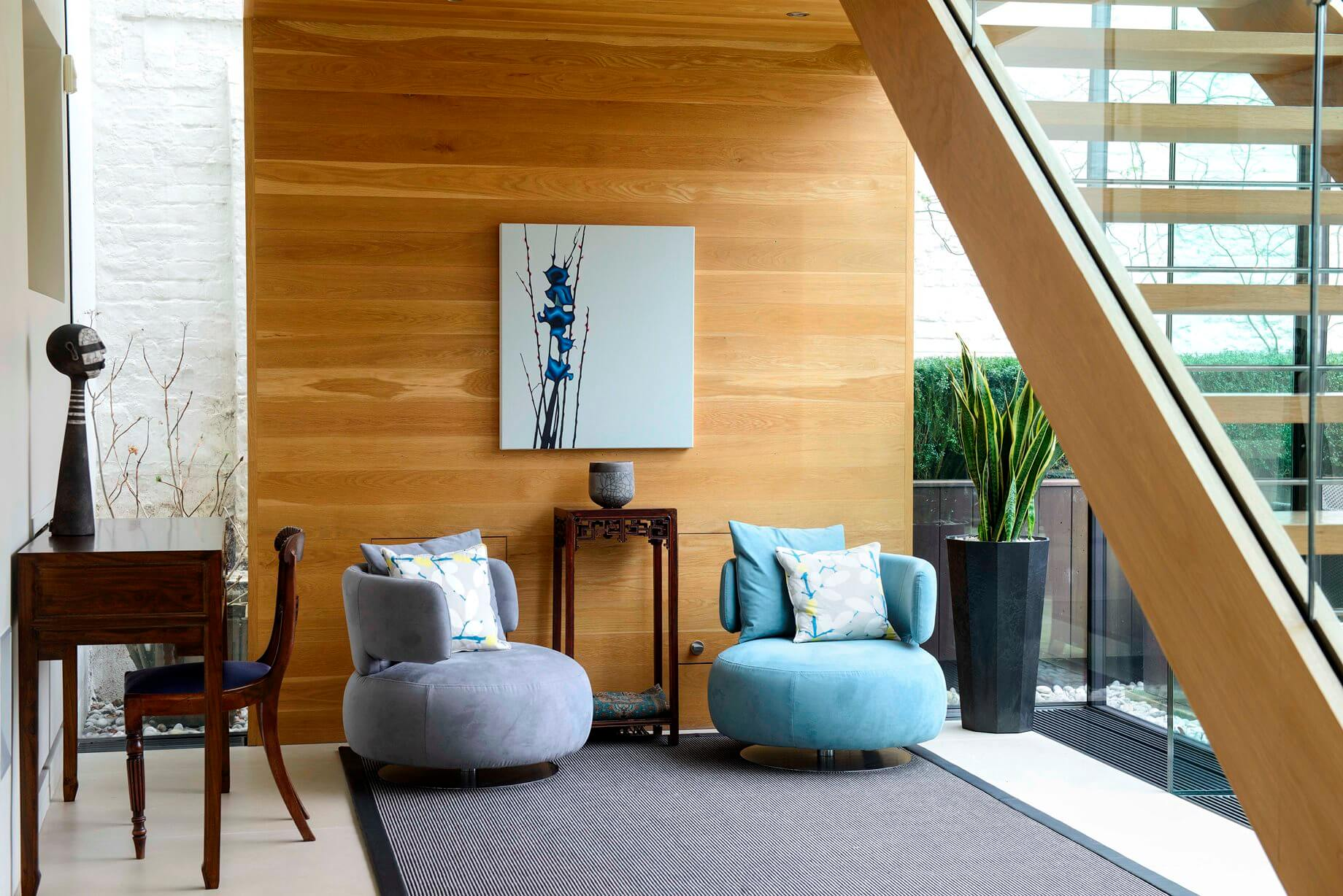 Alex Cotton Interiors - Barnes Family Home South West London