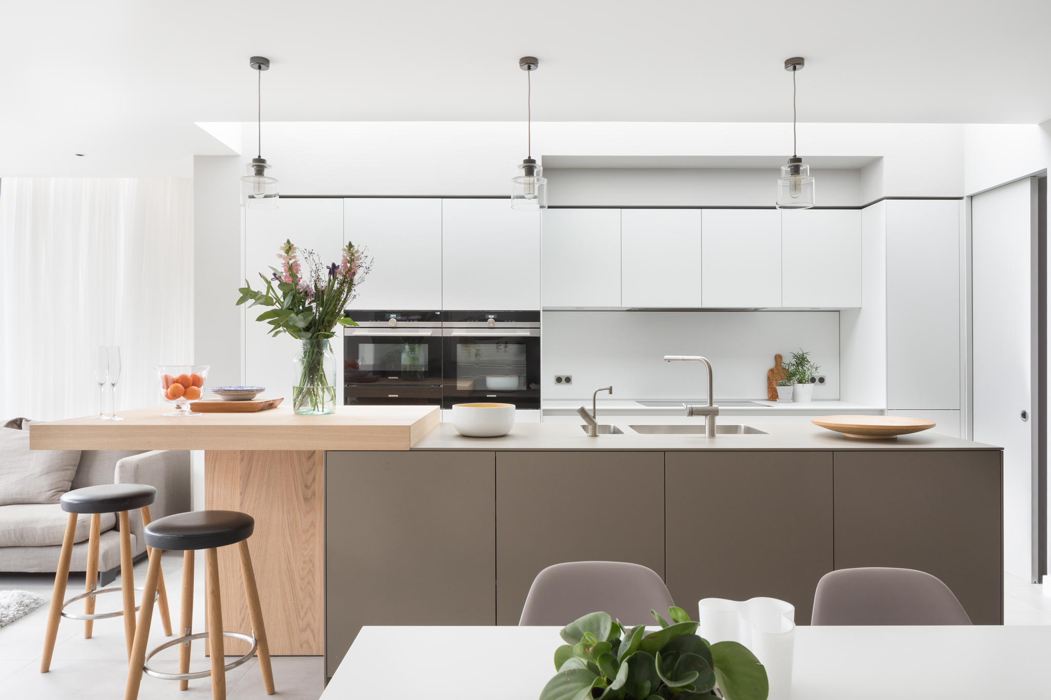 1. Alex Cotton Interiors Putney, Bulthaup Kitchen